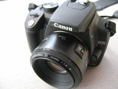EF50mmF1.8 II